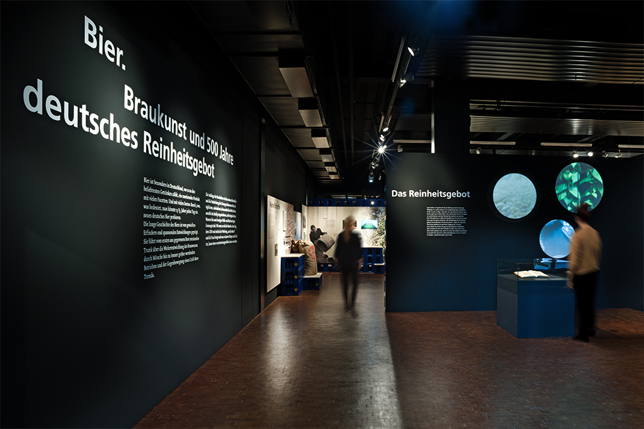 Museumsdesign. Ausstellungssituation.