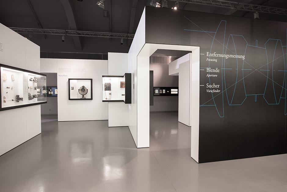 Ausstellungsplanung. Ausstellungsarchitektur.